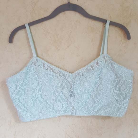 71cb361c5c274 Leith Other - Leith mint green lace bralette size large